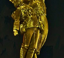 Bronze Angel by phil decocco