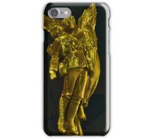 Bronze Angel iPhone Case/Skin