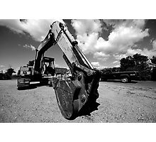 shovel head Photographic Print