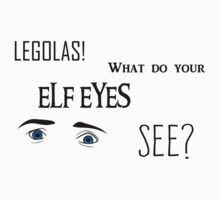 Elf Eyes by Chickadee65
