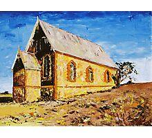 Silverton Church Photographic Print