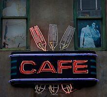 Cafe by Glenn-Patrick Ferguson