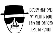 Jesse Be Quiet by LiamSux