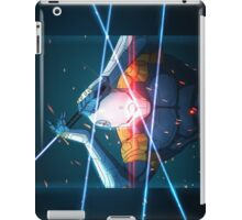 Gray Fox iPad Case/Skin
