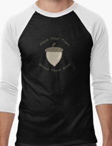 The Hobbit- Acorn Men's Baseball ¾ T-Shirt