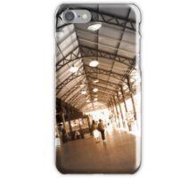 Flinders Street Melbourne, Australia iPhone Case/Skin