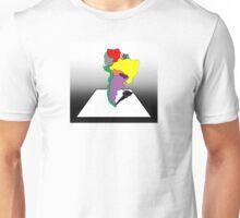 Anamorphic South America T-Shirt