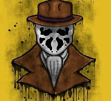 Rorschach by Chris Savely