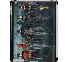 Batfamily iPad Case/Skin