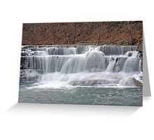 Taughannock State Park Greeting Card