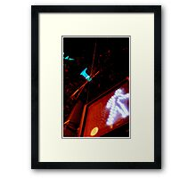 Biped Framed Print