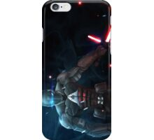 Arkham Knight: The Force Awakens  iPhone Case/Skin