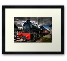 Royal Pioneer Framed Print