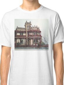 Phryne Fisher's house 'Wardlow'©.  Classic T-Shirt