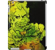 Money Hungry iPad Case/Skin