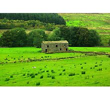 Dales Barns #2 Photographic Print