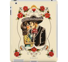 Mexican Couple iPad Case/Skin