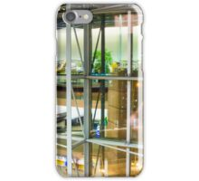 Millenium Library iPhone Case/Skin
