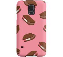 Ice Cream Sandwiches in Neapolitan Samsung Galaxy Case/Skin