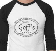 Goff's Men's Baseball ¾ T-Shirt