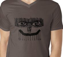 mystic face Mens V-Neck T-Shirt