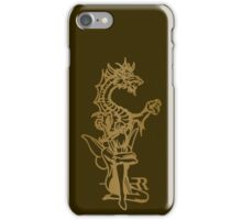 Dragon and fairy iPhone Case/Skin