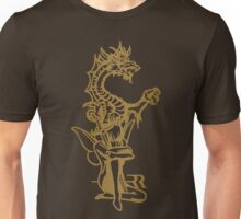 Dragon and fairy Unisex T-Shirt
