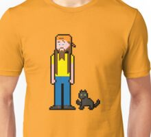 8Bit Smooth McGroove Unisex T-Shirt