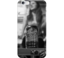 Busch Beer iPhone Case/Skin