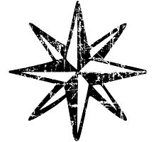 Compass Rose Vintage by theshirtshops
