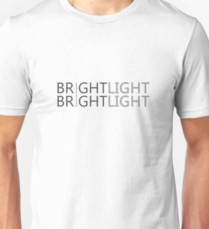 Gremlins - Bright Light Bright Light; Never Feed Him After Midnight Unisex T-Shirt