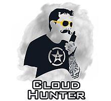 Achievement Cloud Hunter Photographic Print