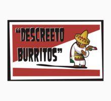 Clerks: Animated Series - Descreeto Burrito (HD) v2 Kids Tee