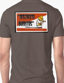 Clerks: Animated Series - Descreeto Burrito (HD) v2 Unisex T-Shirt