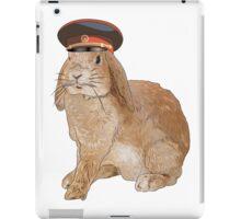 Communist Bunny iPad Case/Skin