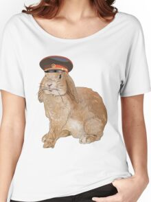 Communist Bunny Women's Relaxed Fit T-Shirt