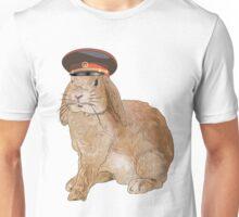 Communist Bunny Unisex T-Shirt