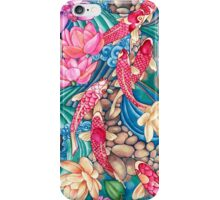 Koi Pond iPhone Case/Skin