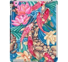 Koi Pond iPad Case/Skin