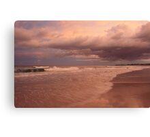 Sea Dreaming at Kingscliff  Canvas Print