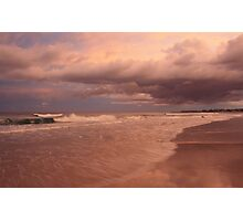 Sea Dreaming at Kingscliff  Photographic Print