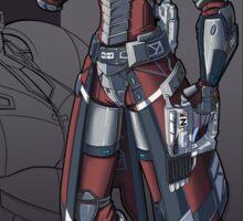 Mass Effect - Liara 'T'soni Sticker