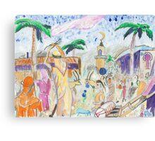 Hill Kingdom 6 Canvas Print