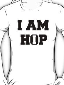 I am HIP HOP - White version T-Shirt