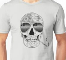 GONZO SKULL (INK ONLY) Unisex T-Shirt