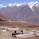 Rohtang Pass by Neeraj Nema