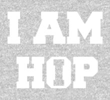 I am HIP HOP - Black Version Kids Clothes