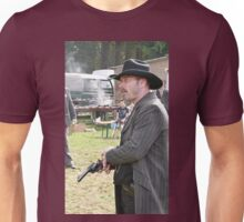 Sherifs against V/S The Daltons 06   (c)(h) by Olao-Olavia / Okaio Créations fz 1000 - 2014 Unisex T-Shirt
