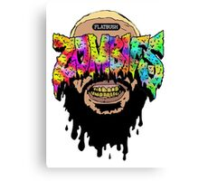 Flatbush Zombies Canvas Print