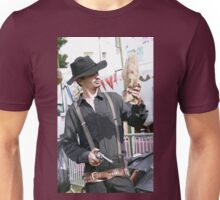 Sherifs against V/S The Daltons 02   (c)(h) by Olao-Olavia / Okaio Créations fz 1000 - 2014 Unisex T-Shirt